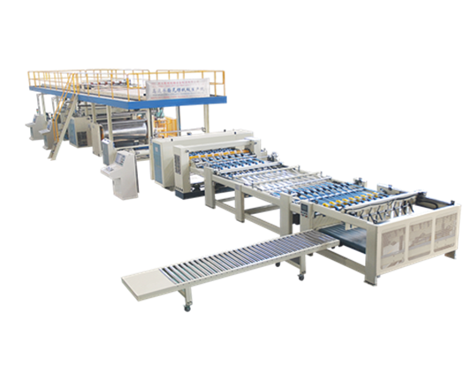 Singe Face Corrugated Paper Machine