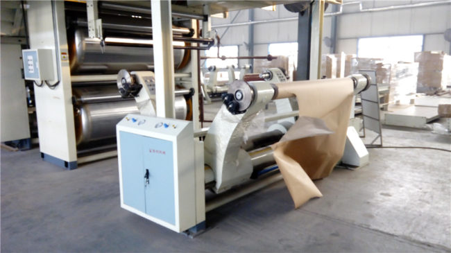 Electrical corrugated board Mill Roll Stand