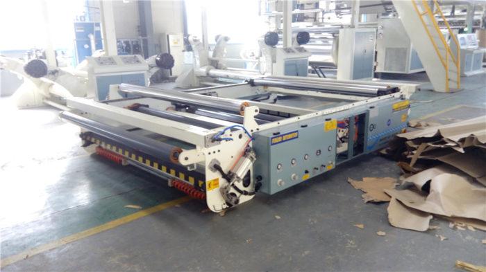 corrugated cardboard splicer