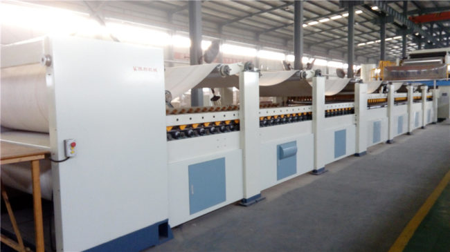 Double Backer for Corrugator Machine