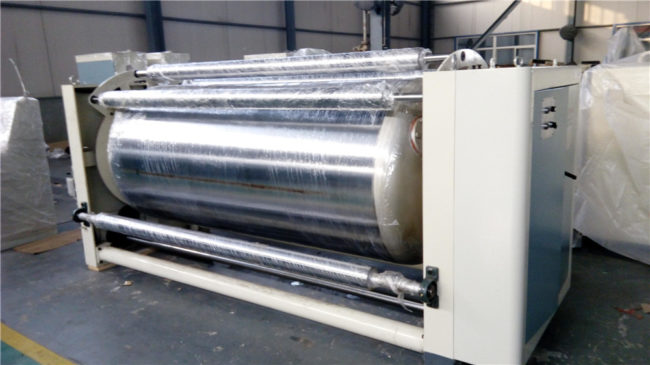 Corrugated Board Liner and Medium Preheater