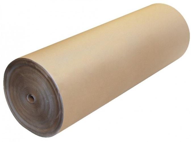 corrugated board raw material : kraftliner