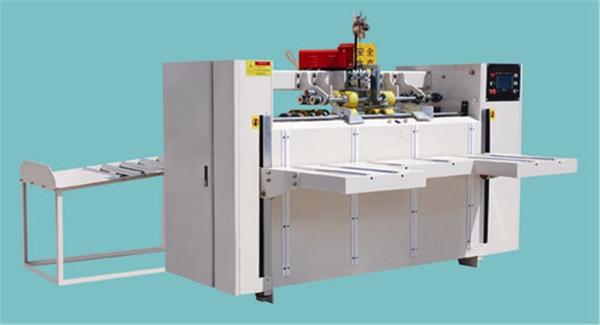 Automatic Box Stitching Stapling Machine